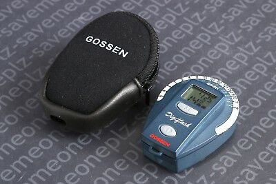 Gossen DigiFlash Exposure Meter for Flash and Ambient Light