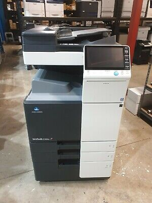 Develop (Konica) +284e Colour Copier, Fax, Network Print/Scan to email/ PDF/TIFF