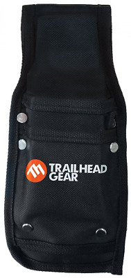 Trailhead Gear Black Durable Tree Felling Bucking Wedge Belt Pouch Holdster