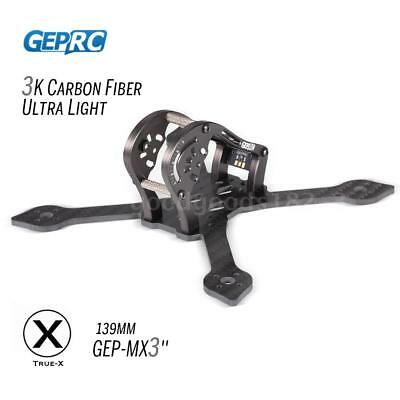 GEPRC Sparrow GEP-M X3 139mm X-Type 3inDrone Quadcopter Frame Kit with LED E9C3