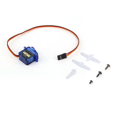 New SG90 Mini Gear Micro Servo For RC Car Boat Helicopter Airplane Trex 450 HT