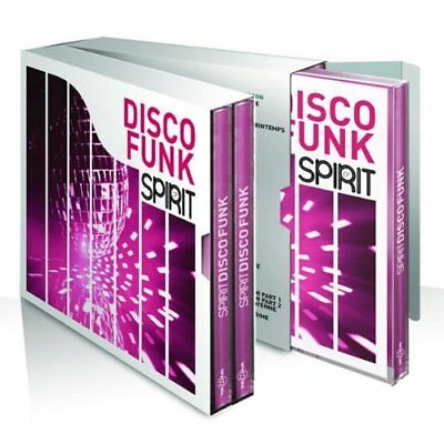 VARIOUS ARTISTS-Spirit Of Disco Funk  (UK IMPORT)  CD NEW