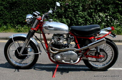 Bsa A10 Special, Stunning Motorcycle