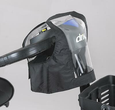 MOBILITY SCOOTER CONTROL PANEL / TILLER COVER BRAND NEW FROM DUCKSBACK (Black)