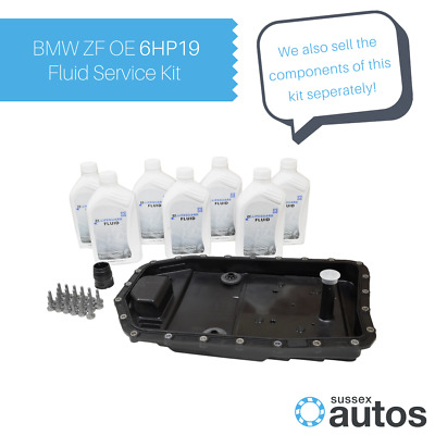 ZF AUTOMATIC TRANSMISSION Oil Change Service Kit for ZF