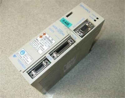 1Pcs Used Yaskawa Servo Driver SGDE-01AS pf