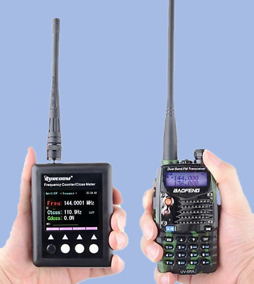 Surecom SF401 PLUS Frequency Counter for Radio Transceiver / Walkie Talkie