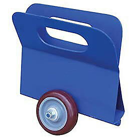 "VESTIL Door & Panel Cradle Dolly 4"" Polyurethane Wheels, 350 Lb., Lot of 1"