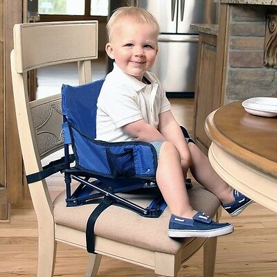 Regalo My Chair Portable Booster Activity / Feeding Seat with Cup Holder & Case