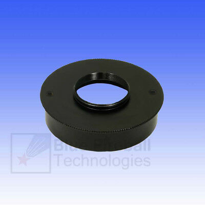 "2"" Nosepiece / M48 Female / T Thread Female to C / CS Mount Male Adapter # V-03"