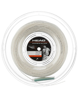 Head Synthetic Gut PPS 16 Tennis Racquet String Reel 200m
