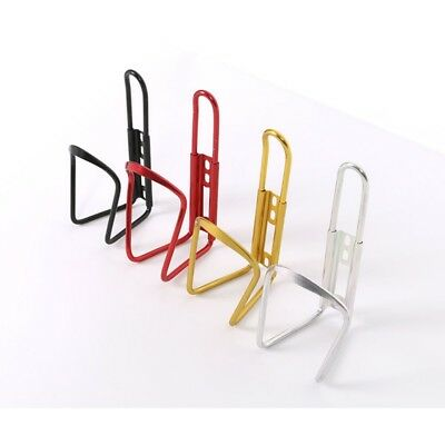 US Bicycle Aluminium Water Bottle Cage Holder Bracket Cycling Bike Drink Rack