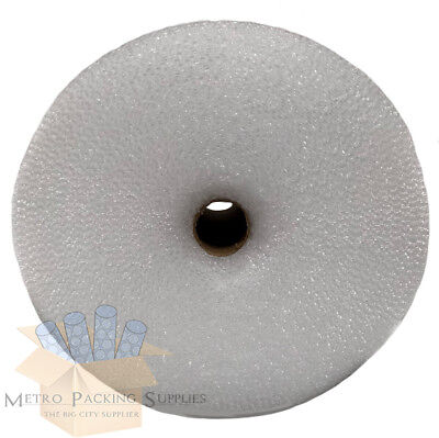 """3/16"""" Small Bubble Plastic Wrap 175'x 12"""" Perforated 12"""" 175FT Shipping Roll"""