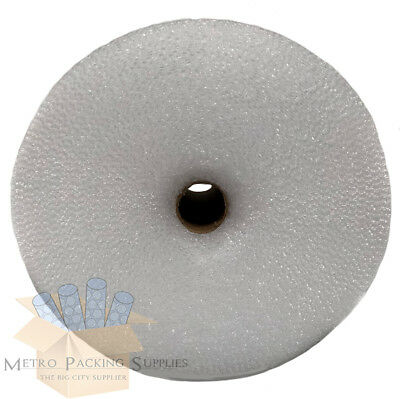 """3/16"""" Small Bubble Plastic Wrap 175'x 24"""" Perforated 12"""" 175FT Shipping Roll"""