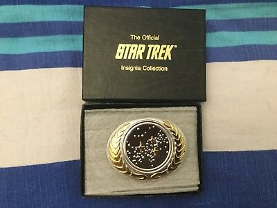 Star Trek insignia collection, insignia
