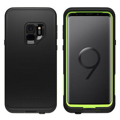 Genuine Lifeproof Fre case for Samsung Galaxy S9 GS9 Plus Black IN STOCK