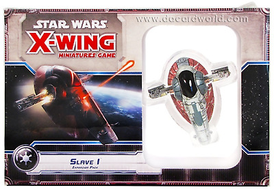 Star Wars: X-Wing Miniatures Slave I Expansion Pack