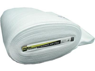 "Pellon Fleece Thermolam Plus 45"" 20yd White"
