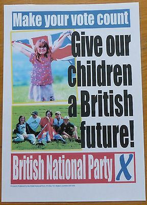 Nationalist Artwork British-National-Party-BNP-Election-Poster-from-early