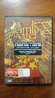 Lamb of God - Killadelphia DVD + CD R0