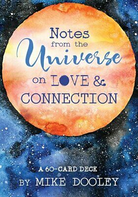 IC: Notes From The Universe On Love And Connection Oracle Cards