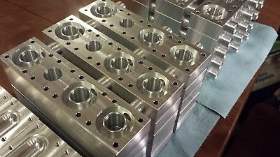 Machine Shop Services, machinist, CNC and Manual Machining, contact for quote