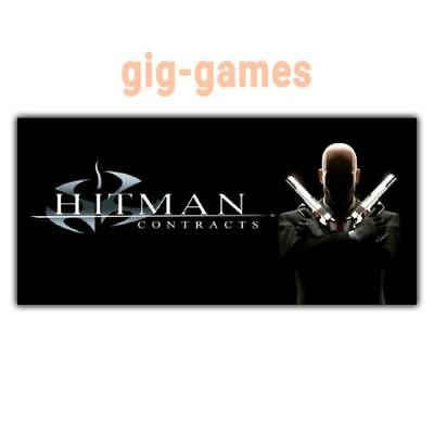 Hitman: Contracts PC spiel Steam Download Digital Link DE/EU/USA Key Code Gift