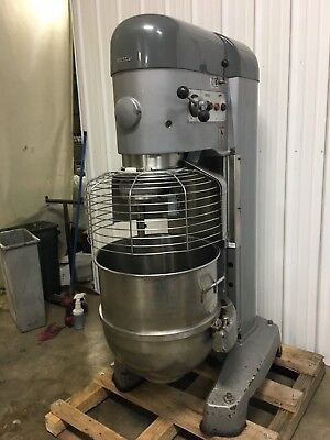 Hobart 140qt Mixer with Stainless Steel Bowl