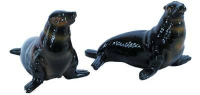 French Country Chic Collectable Novelty Salt and Pepper Set SEALS New