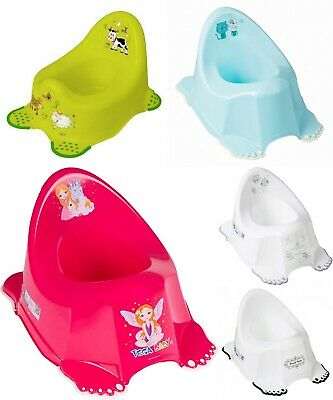 Baby Toilet Potty Chair Toodler Kids Training Seat Safe Non-Slip