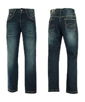 Bull-It Sr6 Vintage Blue Mens Jeans Protection   Size 40 Long