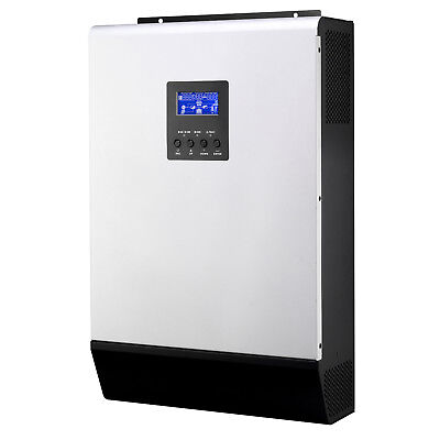 5000VA 24V Iconica Hybrid Inverter with 80A MPPT Solar & 60A Mains Charger (4kw)