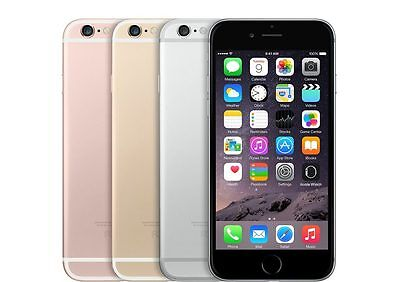 Apple iPhone 6s 32GB Factory GSM Unlocked - Space Gray Silver Gold Rose