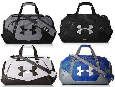 Under Armour Ua Undeniable 3 0 Duffle Bag Gym All Sport Bags New