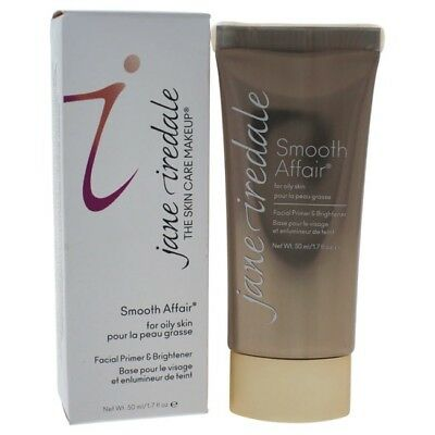 Jane Iredale Smooth Affair for Oily Skin 1.7 oz Facial Primer and Brightener