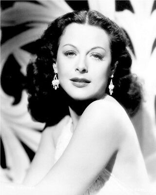 Hedy Lamarr 8 X 10 Photo Glossy # 129