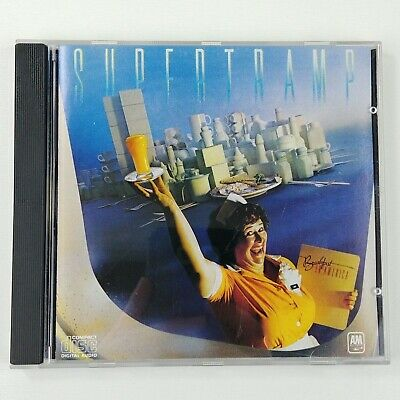 Supertramp - Breakfast in America - CD-3708 - Audio