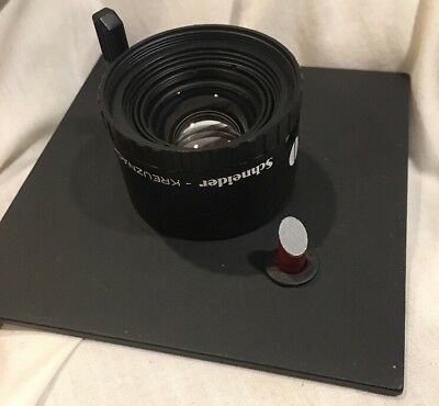 Schneider Kreuznach Componon-S 80mm F4.0 Enlarger Lens on BESELER Board *MINT