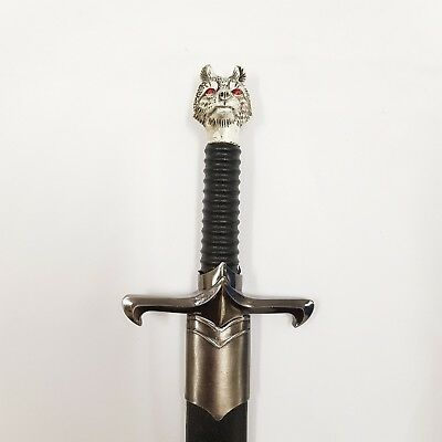 Game of Thrones Jon Snow Miniature Sword w/ Stand-Pre Order