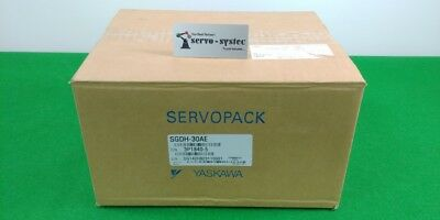 Yaskawa Ac Servo Driver Sgdh-30Ae 3.0Kw (New In Box) Dhl Int'l Shipping