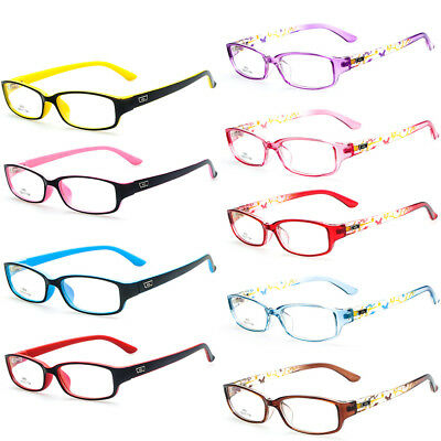 Myopia Eyeglass Frame Optical Eyewear Children Baby Fashion Multi-Color Glasses