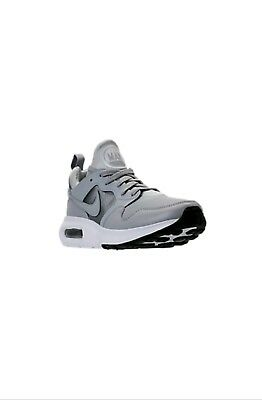 innovative design 2589d ac6d5 Men s Nike Air Max Prime Running Shoes Wolf Grey White 876068-002.