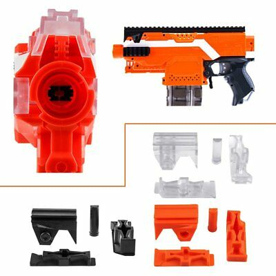WOR KER Mod Front and Side Rail Adapter Picatinny Base Set for Nerf Stryfe ZY