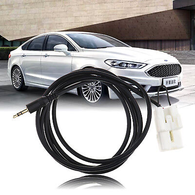 For Ford  Ba Bf Falcon Territory Auxiliary Stereo Radio Aux Adaptor Lead Cable