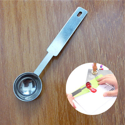 2.5ML 1PCS Special Spoon Paint Seal Wax Seal Melt Paint Spoon