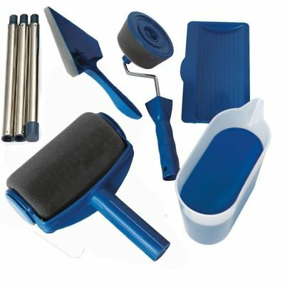 5 / 6 stk Paint Runner Pro Farbroller mit Tank Paint Roller Set Flachpinsel Kit