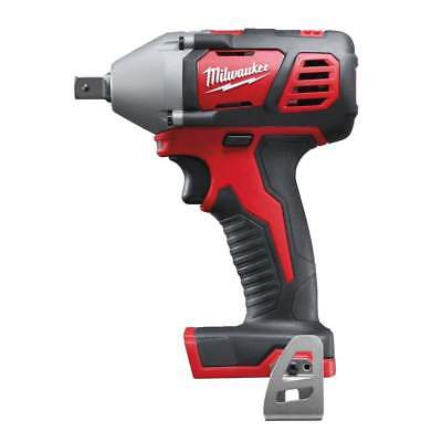 Milwaukee 18v 1/2 Impact Wrench M18BIW12-0 Cordless Body Only In Carry Case