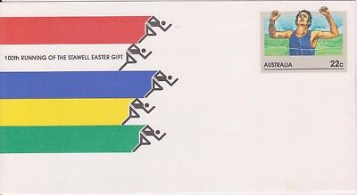 (K79-154) 1980 AU PSE 22c Stawell Easter gifts (DF)