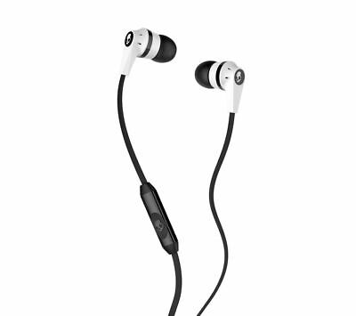 SKULLCANDY Ink'd 2.0 S21KDY-074 Headphones - White & Black - Currys