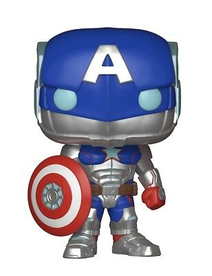 Funko Pop! Vinyl Marvel Contest Of Champions Civil Warrior Figure No 299